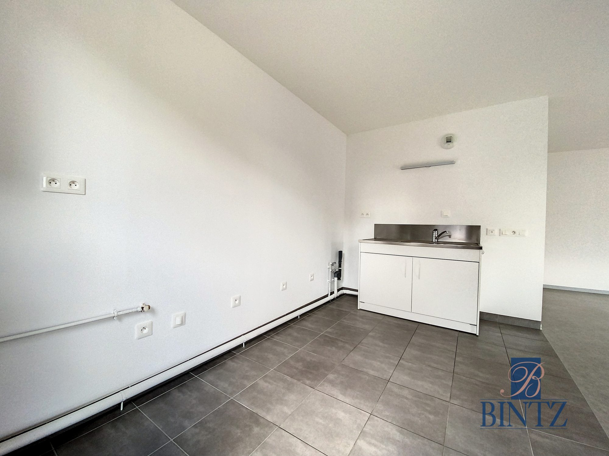 3 PIECES NEUF AVEC TERRASSE À SCHILTIGHEIM - Devenez propriétaire en toute confiance - Bintz Immobilier - 6
