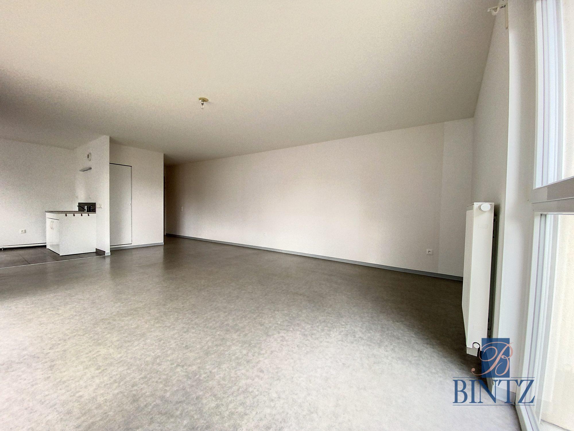 3 PIECES NEUF AVEC TERRASSE À SCHILTIGHEIM - Devenez propriétaire en toute confiance - Bintz Immobilier - 4