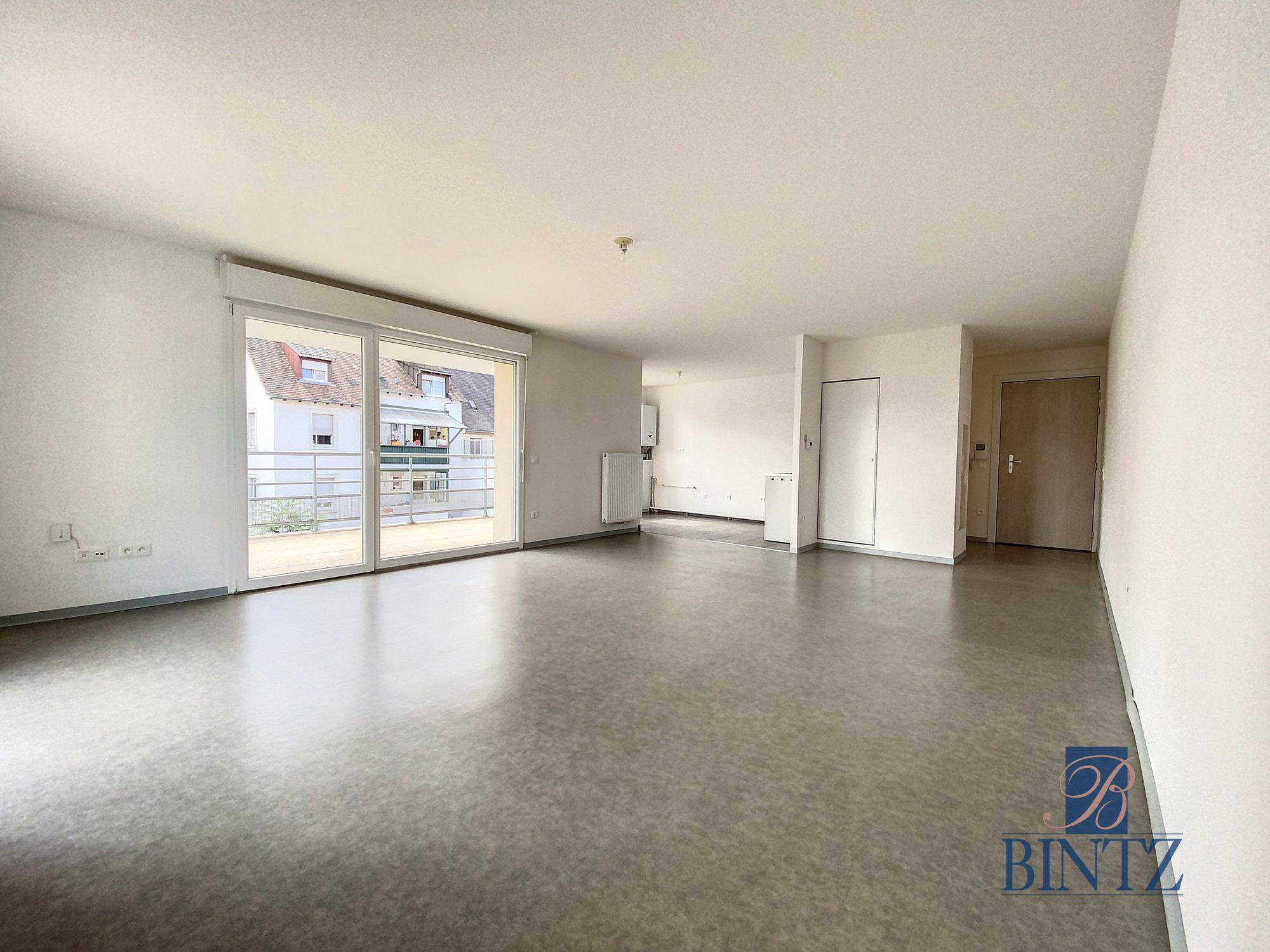 3 PIECES NEUF AVEC TERRASSE À SCHILTIGHEIM - Devenez propriétaire en toute confiance - Bintz Immobilier - 3