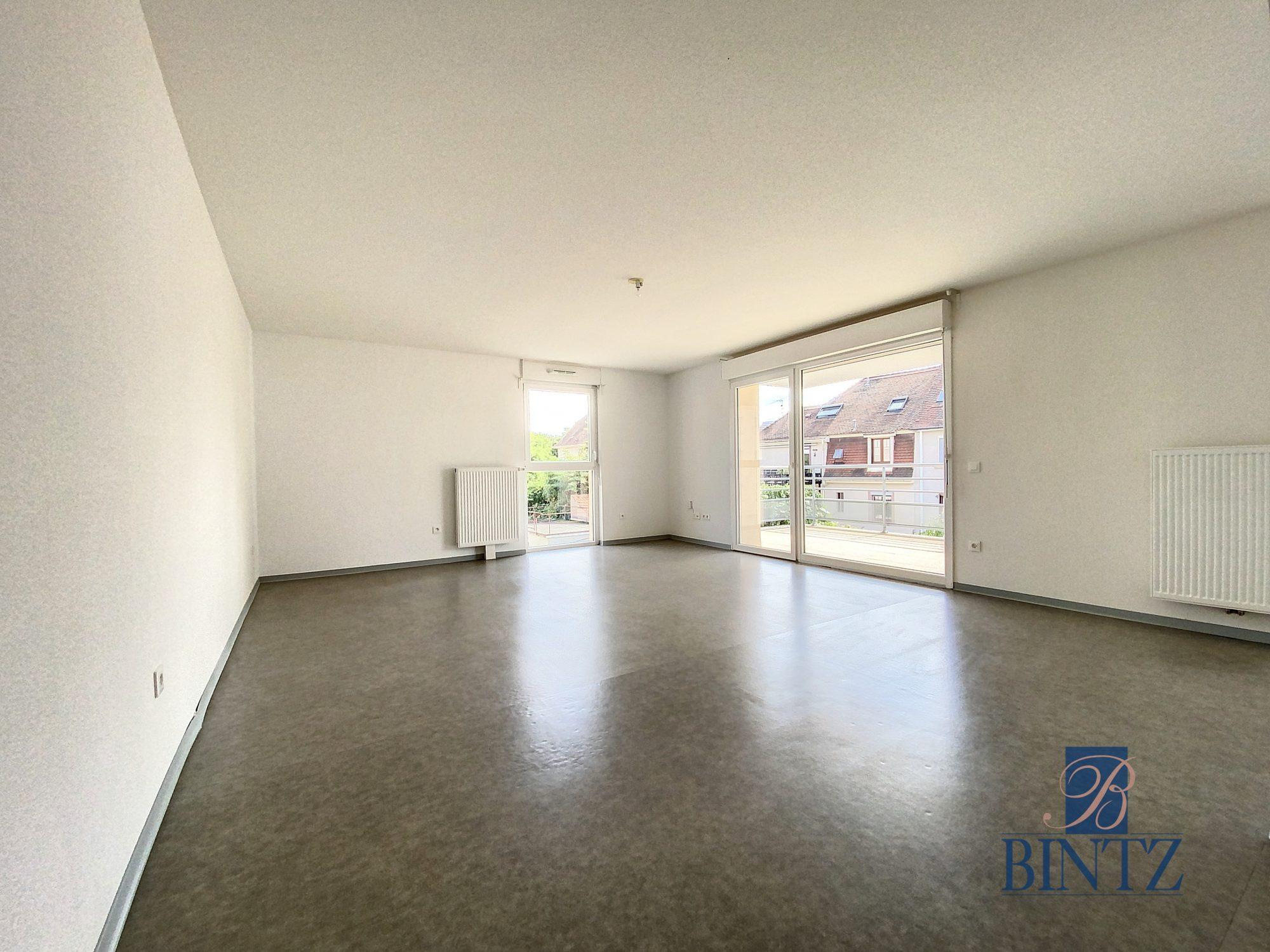 3 PIECES NEUF AVEC TERRASSE À SCHILTIGHEIM - Devenez propriétaire en toute confiance - Bintz Immobilier - 2