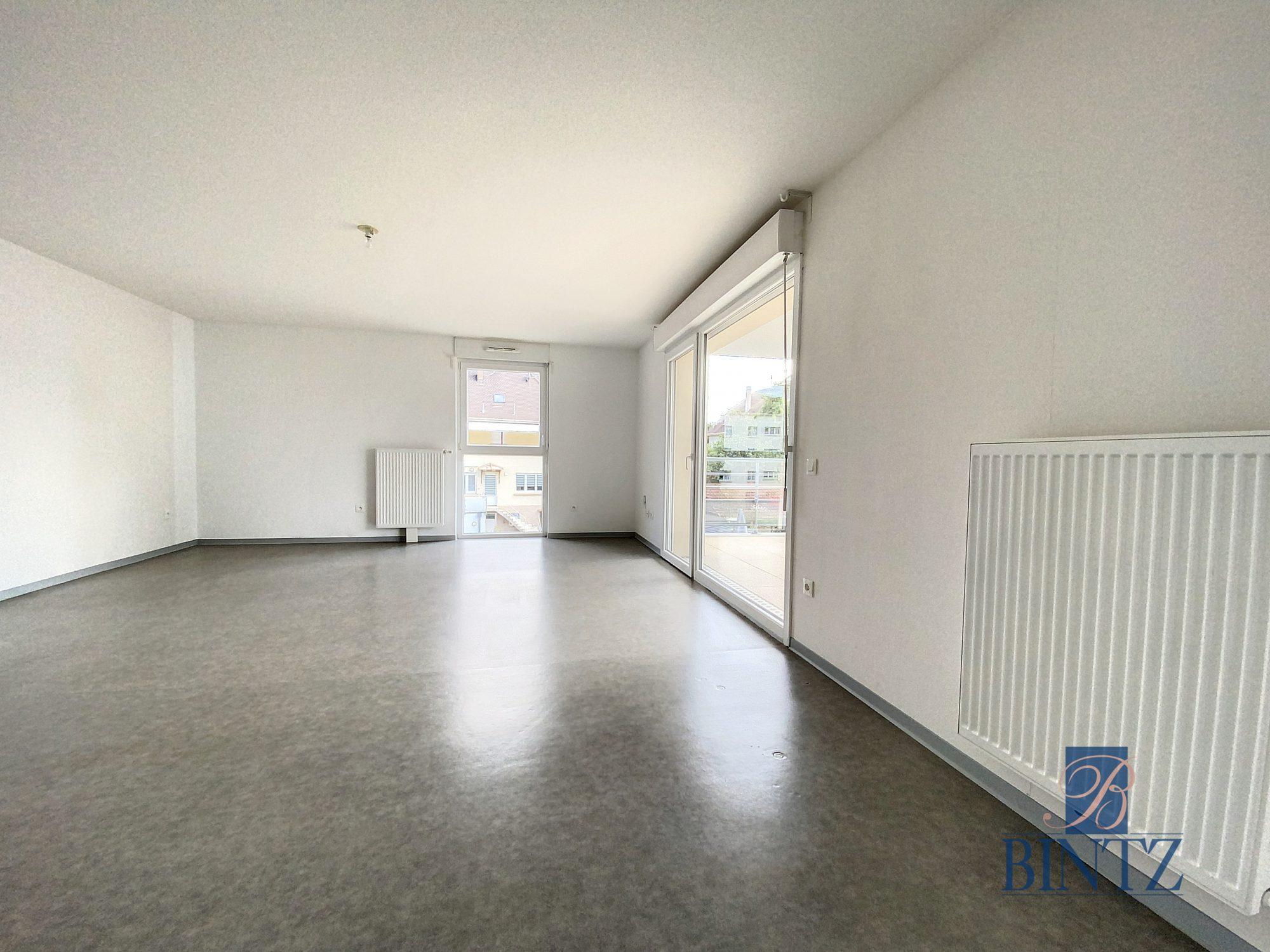 3 PIECES NEUF AVEC TERRASSE À SCHILTIGHEIM - Devenez propriétaire en toute confiance - Bintz Immobilier - 11