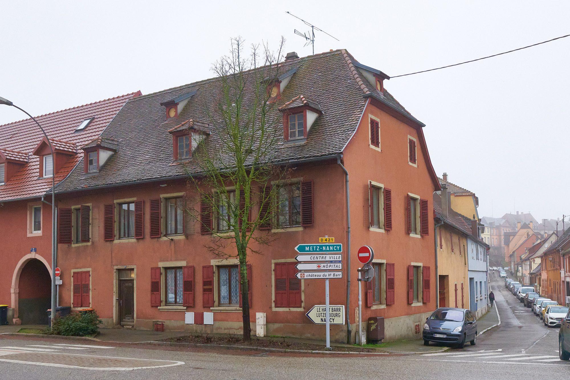 Immeuble à SAVERNE - Devenez propriétaire en toute confiance - Bintz Immobilier - 1