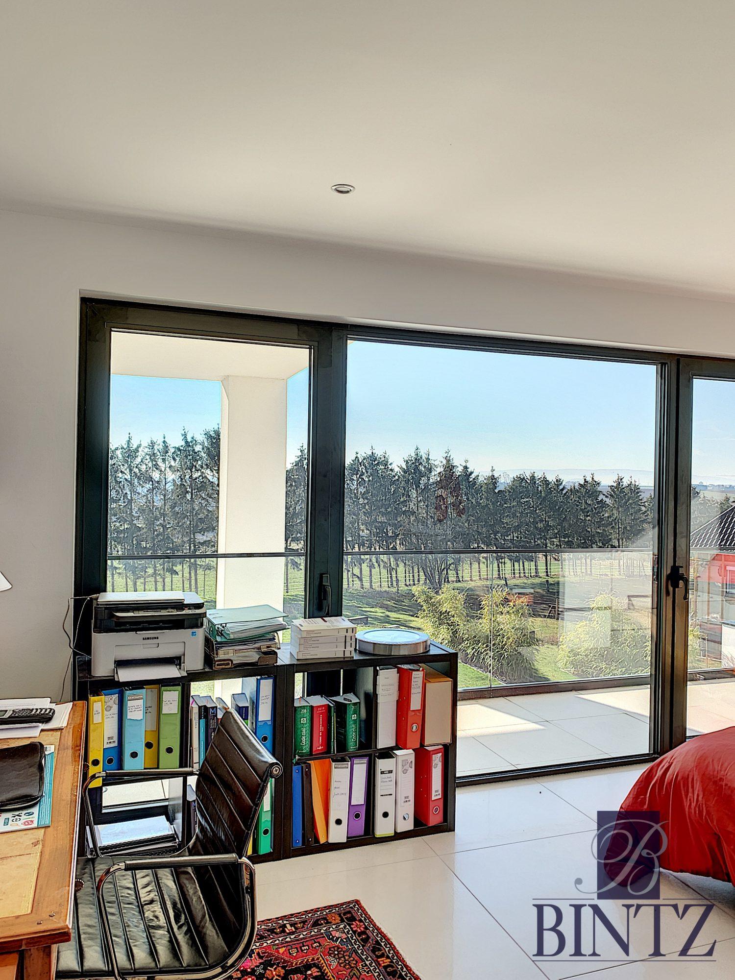 Villa contemporaine au coeur du Kochersberg - Devenez propriétaire en toute confiance - Bintz Immobilier - 9