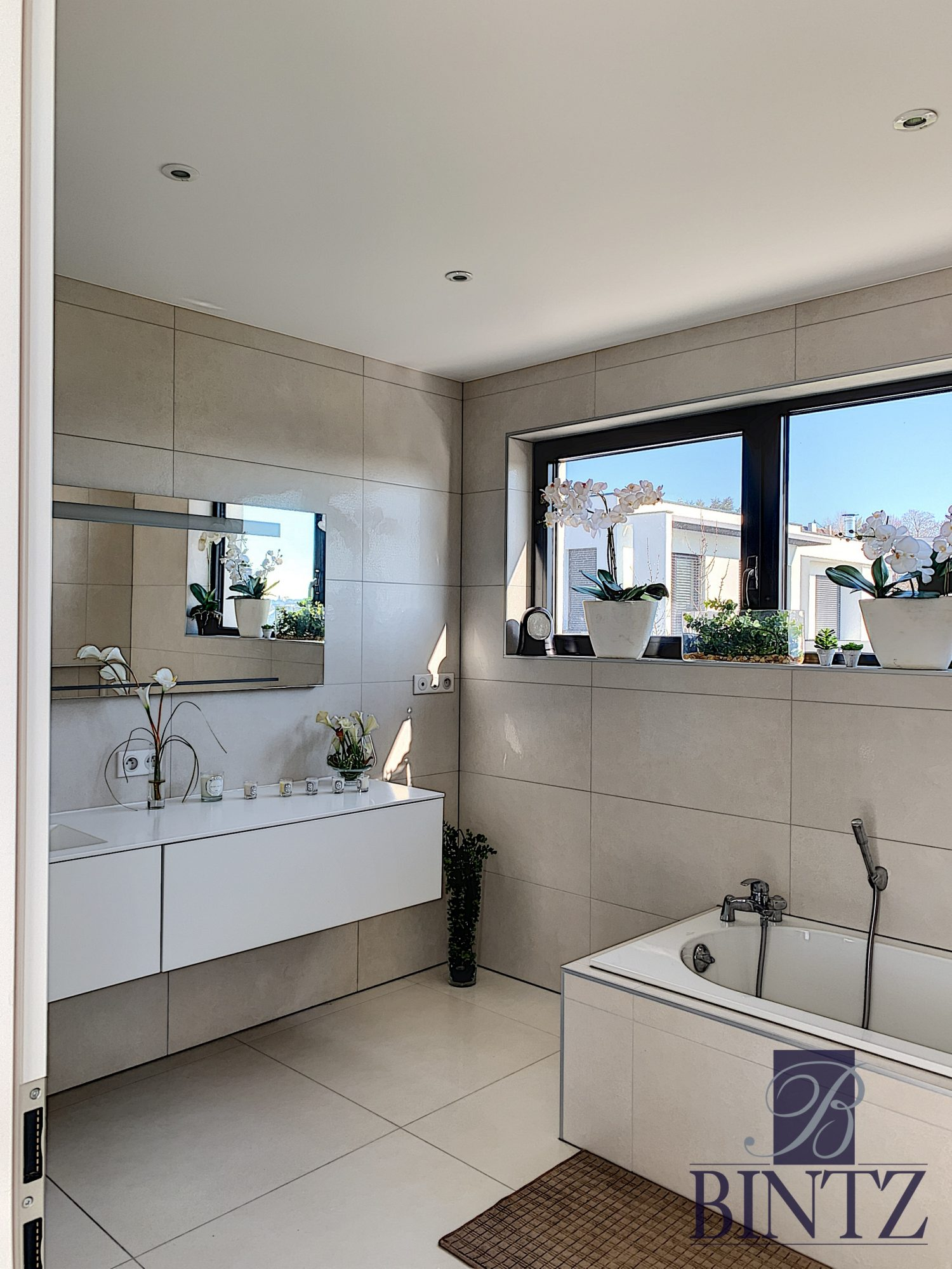 Villa contemporaine au coeur du Kochersberg - Devenez propriétaire en toute confiance - Bintz Immobilier - 10