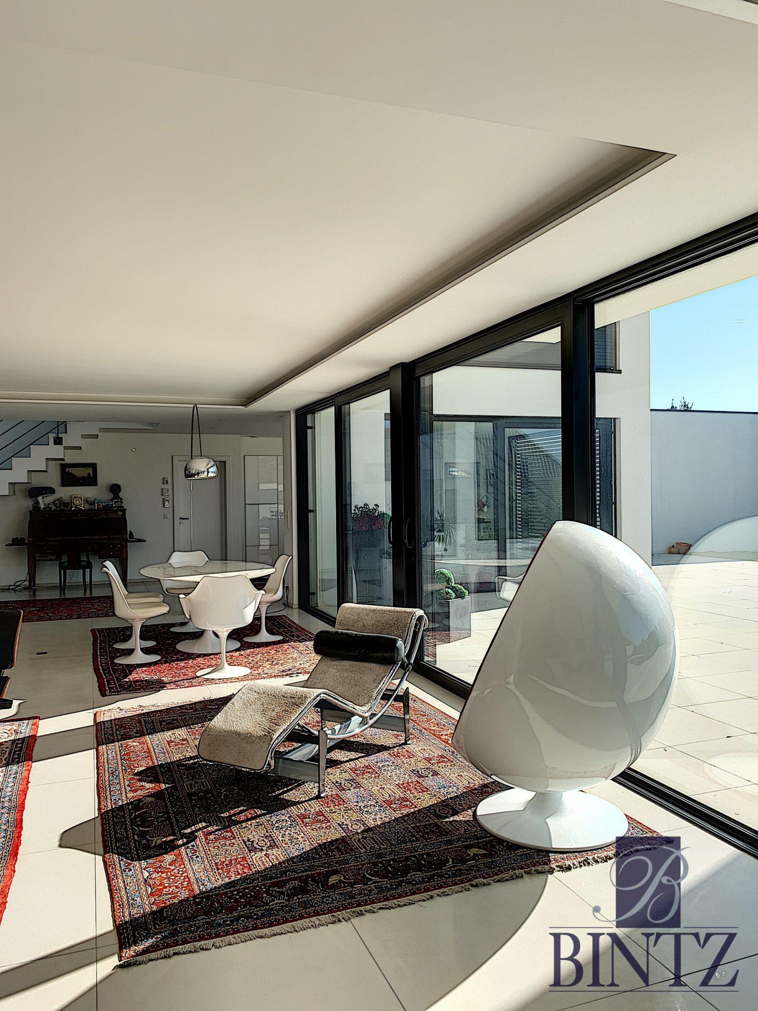 Villa contemporaine au coeur du Kochersberg - Devenez propriétaire en toute confiance - Bintz Immobilier - 14