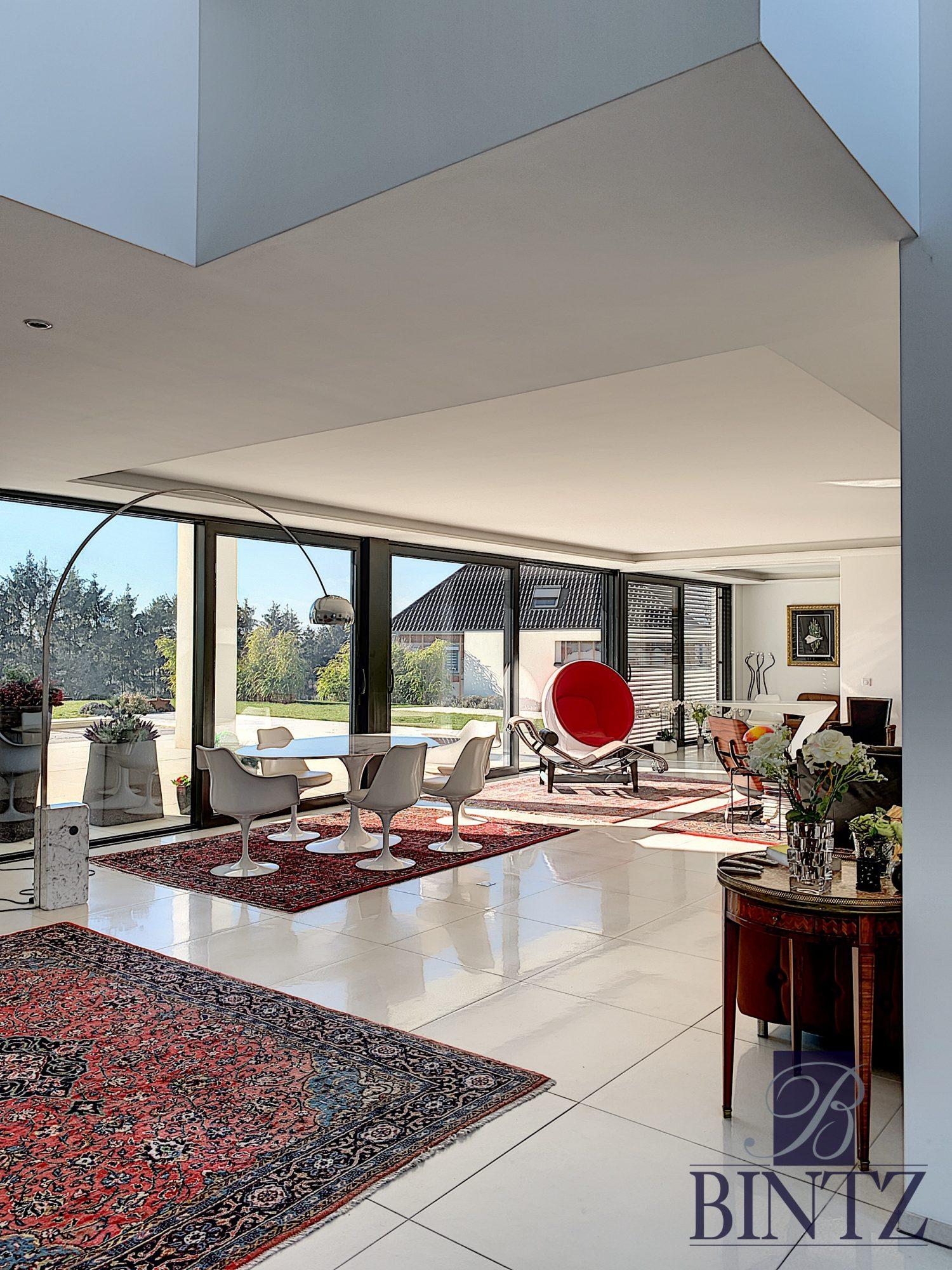 Villa contemporaine au coeur du Kochersberg - Devenez propriétaire en toute confiance - Bintz Immobilier - 15