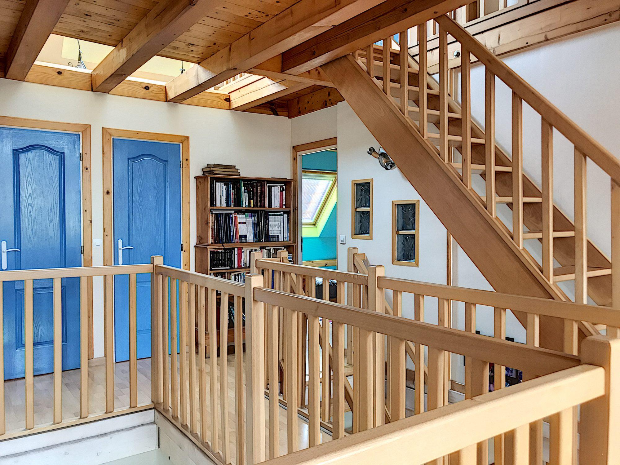 MAISON D'ARCHITECTE DE 7 PIÈCES - Devenez propriétaire en toute confiance - Bintz Immobilier - 6