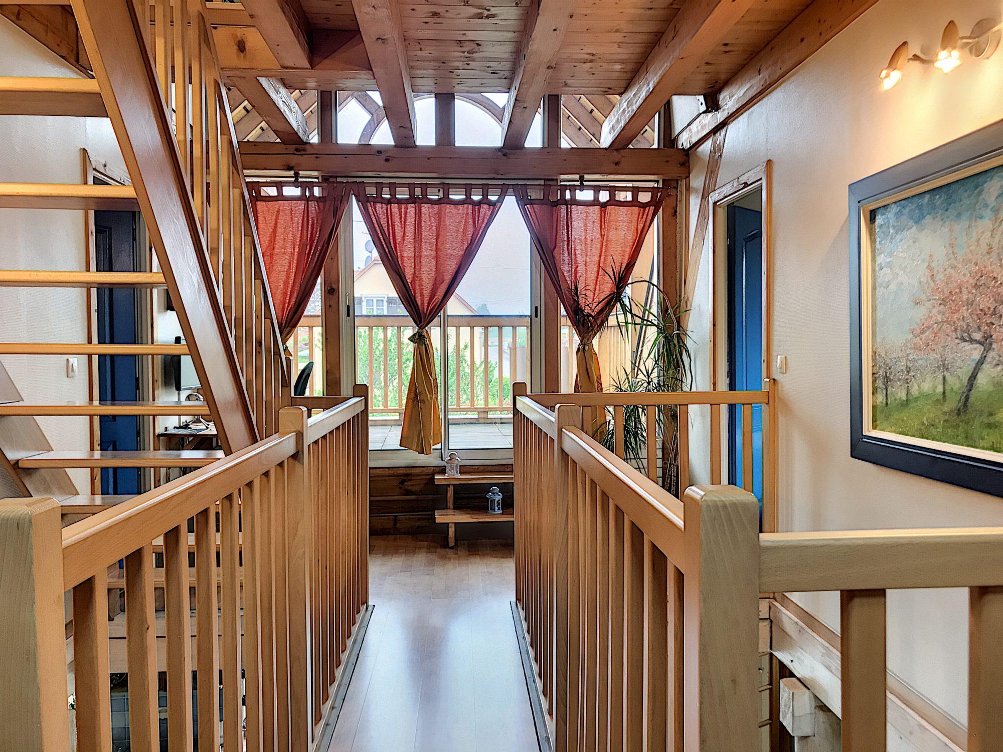 MAISON D'ARCHITECTE DE 7 PIÈCES - Devenez propriétaire en toute confiance - Bintz Immobilier - 4