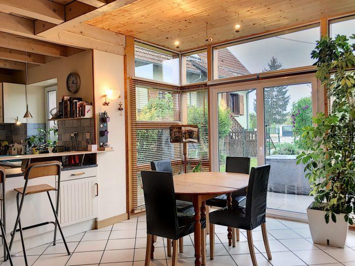 MAISON D'ARCHITECTE DE 7 PIÈCES - Devenez propriétaire en toute confiance - Bintz Immobilier