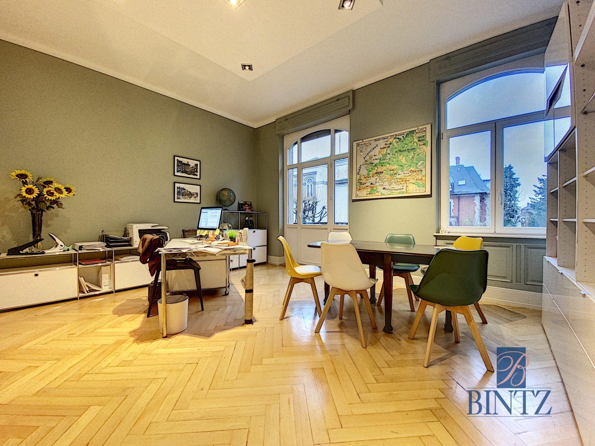 MAGNIFIQUE HOTEL PARTICULIER À STRASBOURG - Devenez propriétaire en toute confiance - Bintz Immobilier - 5