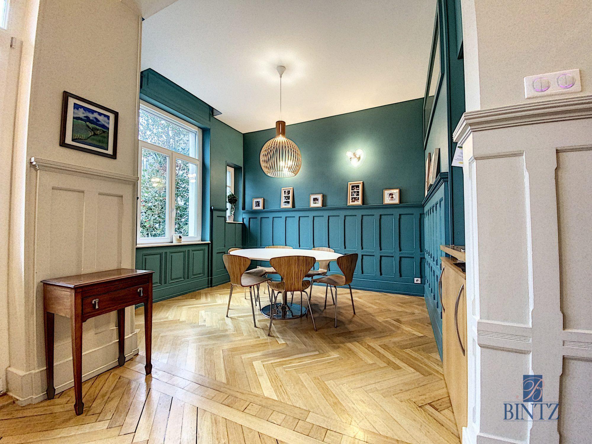 MAGNIFIQUE HOTEL PARTICULIER À STRASBOURG - Devenez propriétaire en toute confiance - Bintz Immobilier - 6