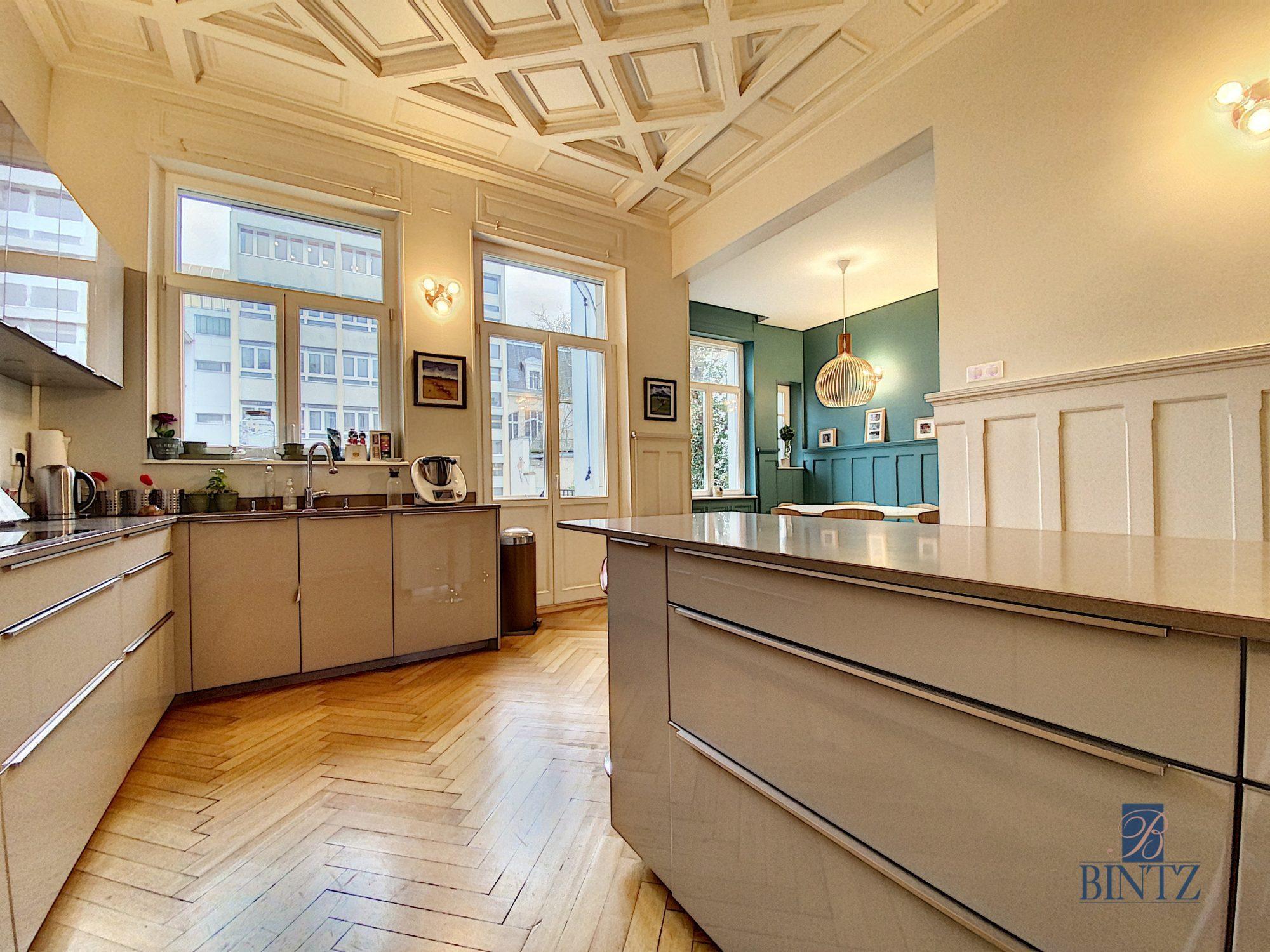 MAGNIFIQUE HOTEL PARTICULIER À STRASBOURG - Devenez propriétaire en toute confiance - Bintz Immobilier - 7