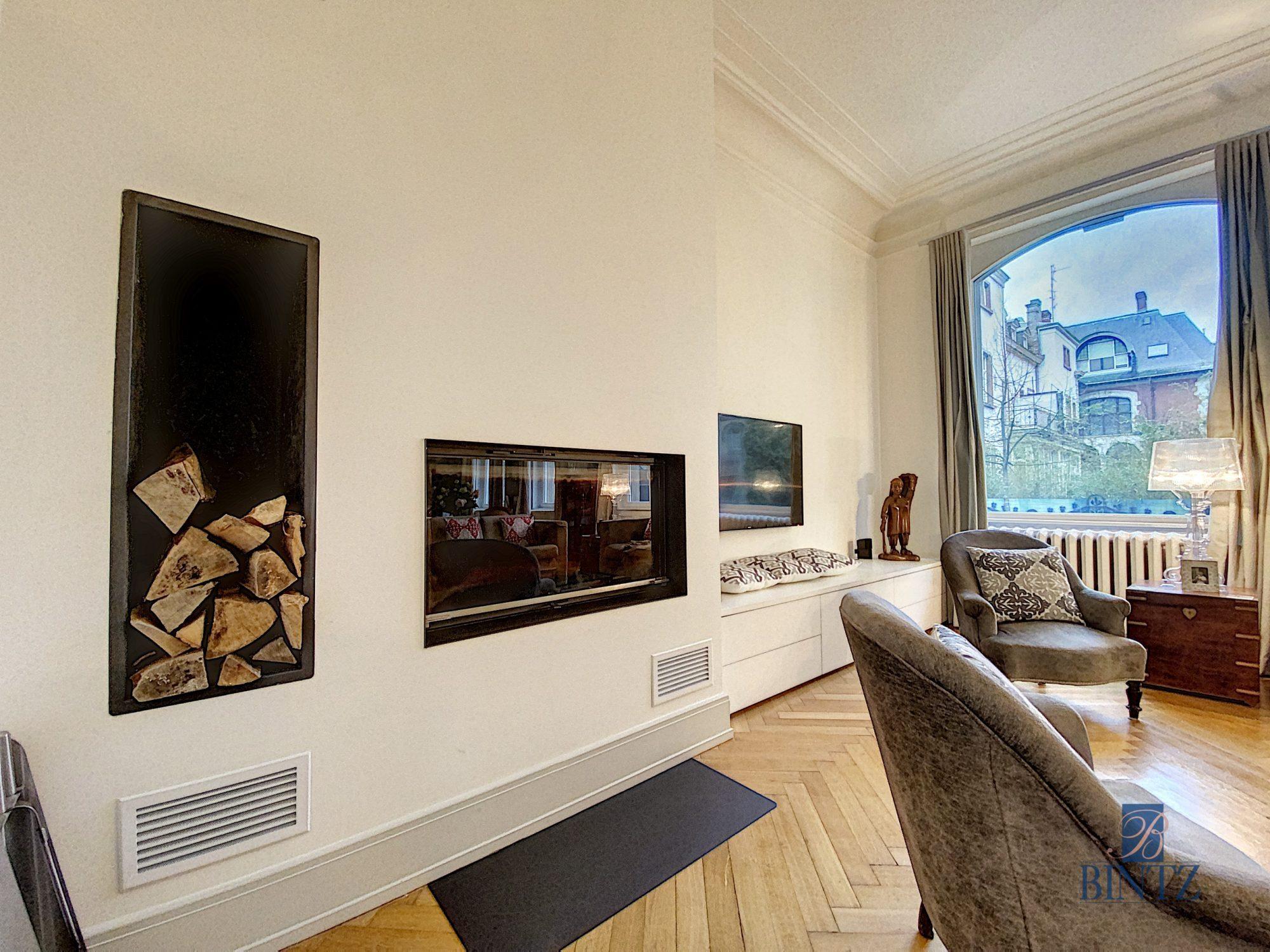 MAGNIFIQUE HOTEL PARTICULIER À STRASBOURG - Devenez propriétaire en toute confiance - Bintz Immobilier - 4