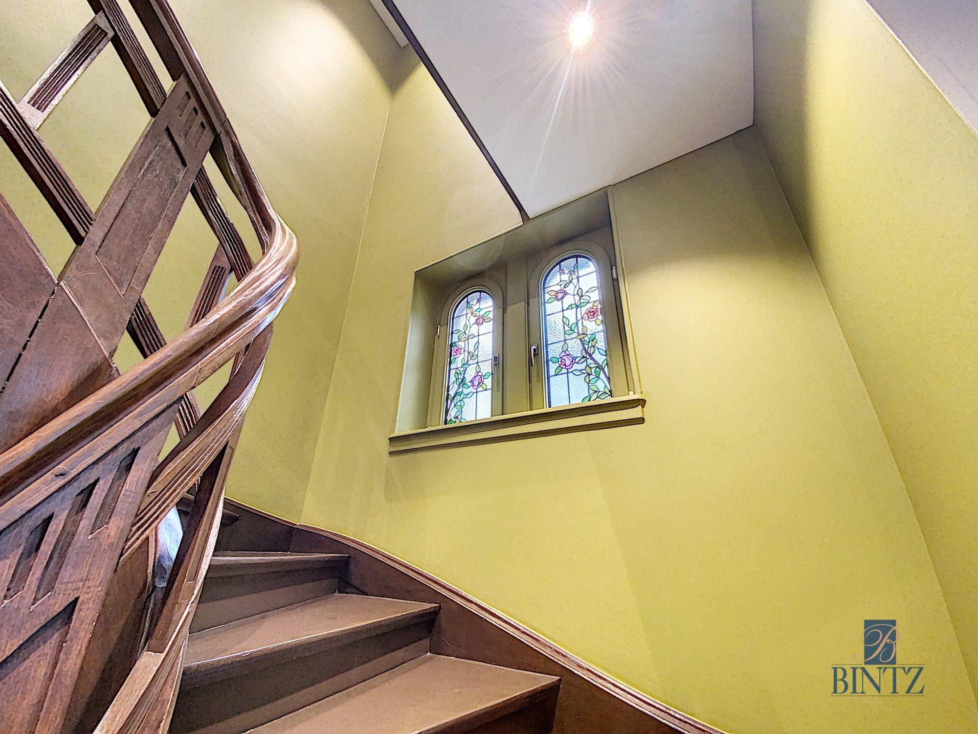 MAGNIFIQUE HOTEL PARTICULIER À STRASBOURG - Devenez propriétaire en toute confiance - Bintz Immobilier - 9