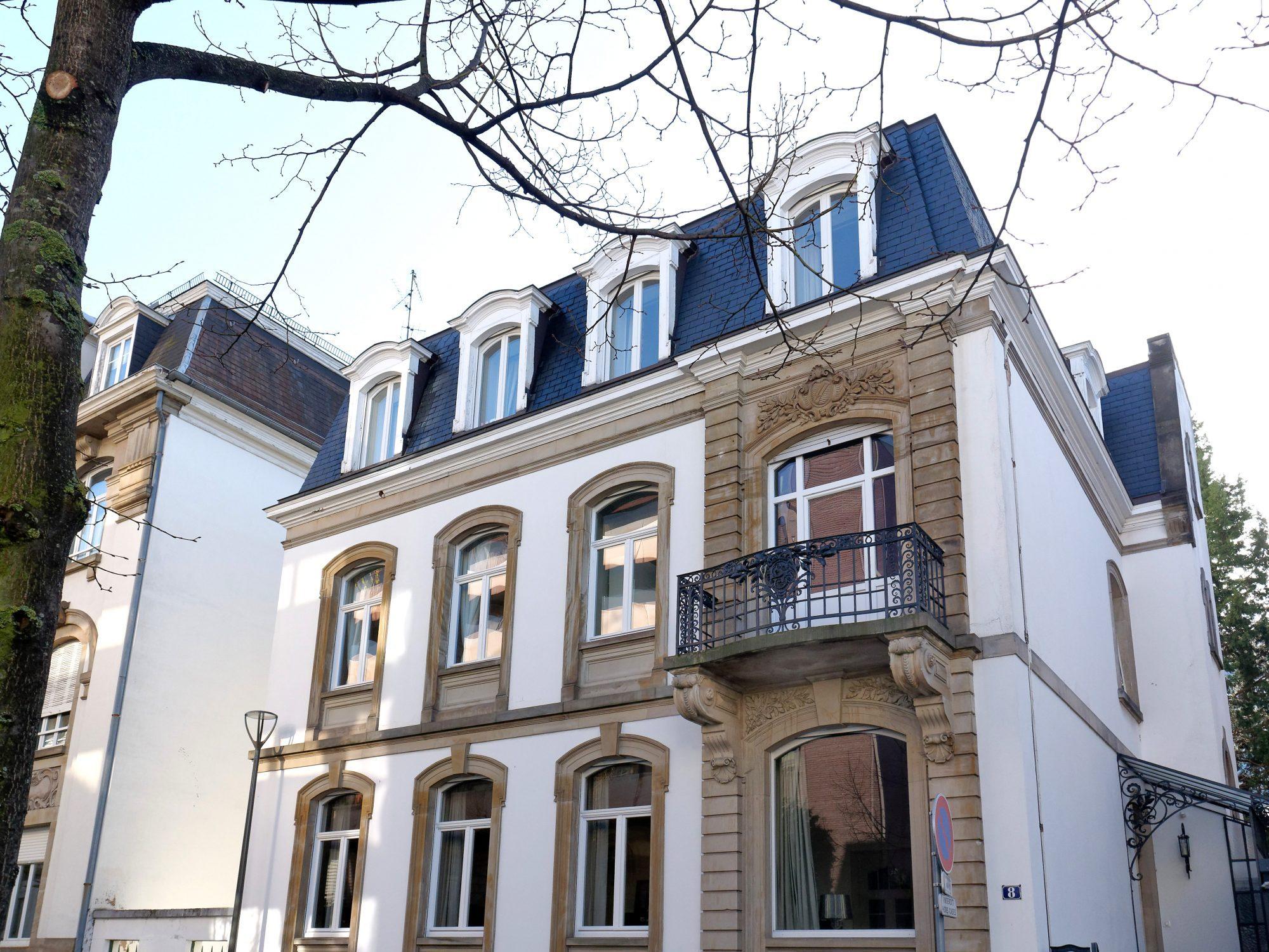MAGNIFIQUE HOTEL PARTICULIER À STRASBOURG - Devenez propriétaire en toute confiance - Bintz Immobilier - 1