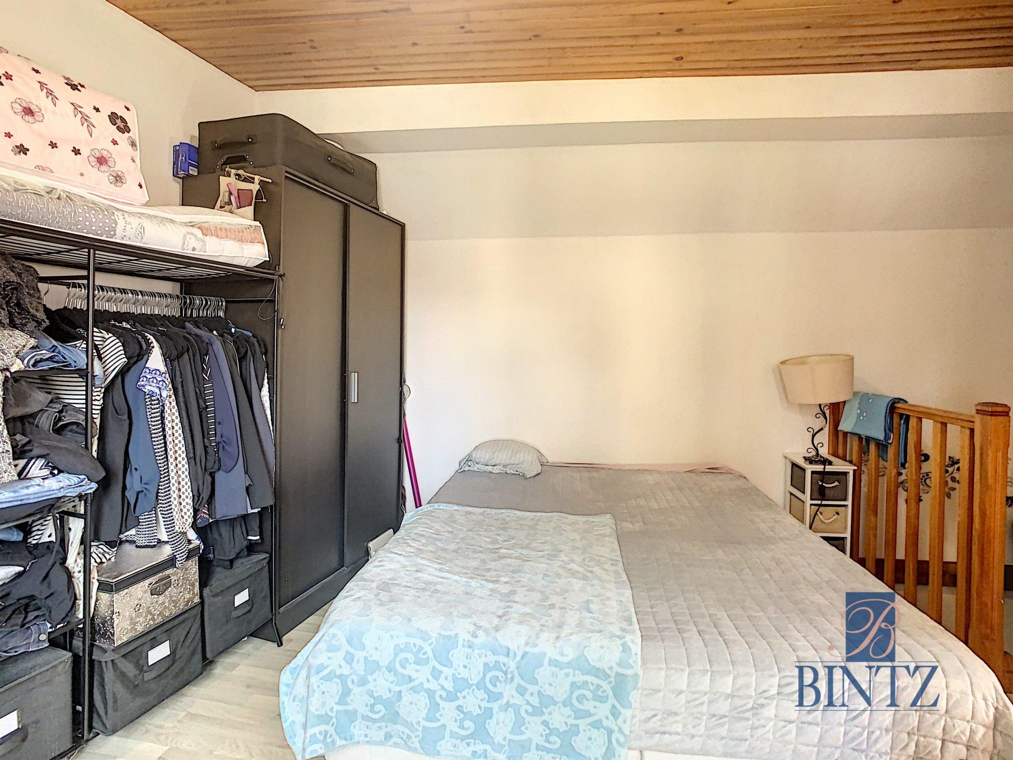 Pour investisseur : maison 2 pièces louée, avec garage fermé - Devenez propriétaire en toute confiance - Bintz Immobilier - 5