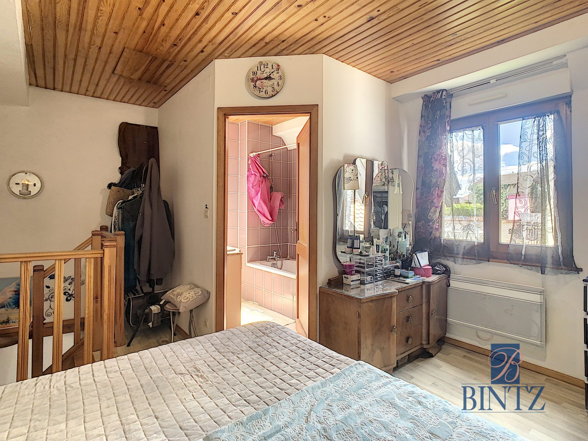 Pour investisseur : maison 2 pièces louée, avec garage fermé - Devenez propriétaire en toute confiance - Bintz Immobilier - 6