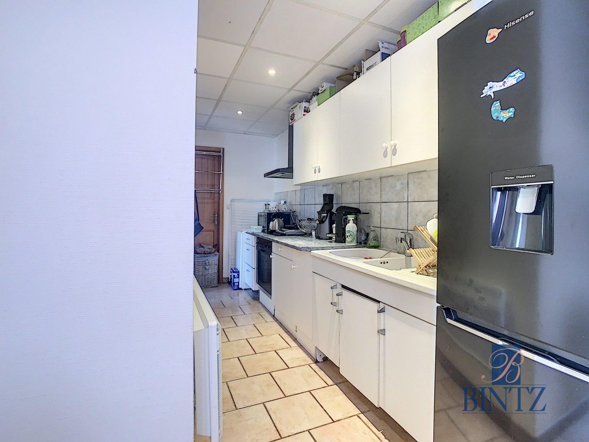 Pour investisseur : maison 2 pièces louée, avec garage fermé - Devenez propriétaire en toute confiance - Bintz Immobilier - 9