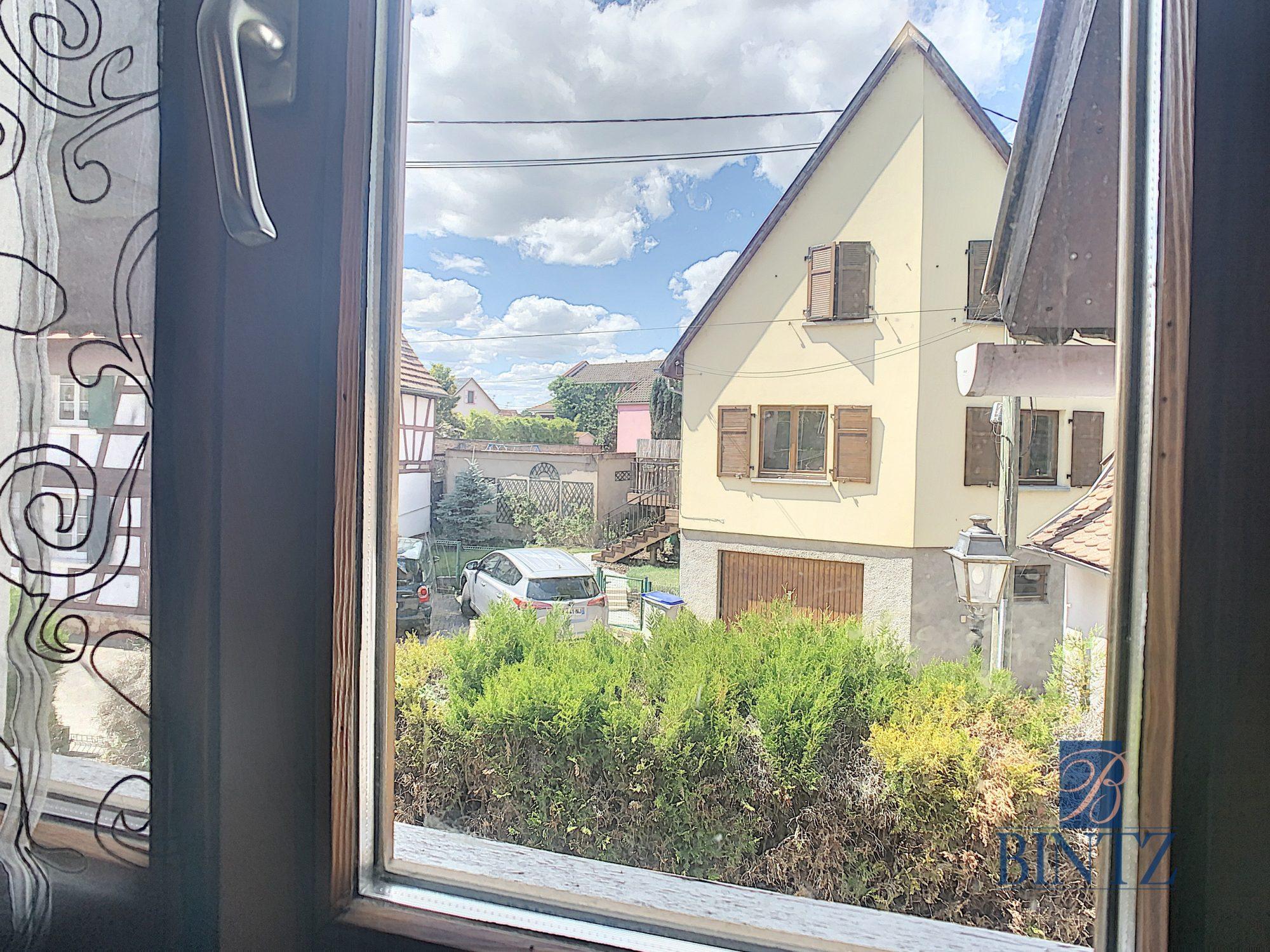 Pour investisseur : maison 2 pièces louée, avec garage fermé - Devenez propriétaire en toute confiance - Bintz Immobilier - 8