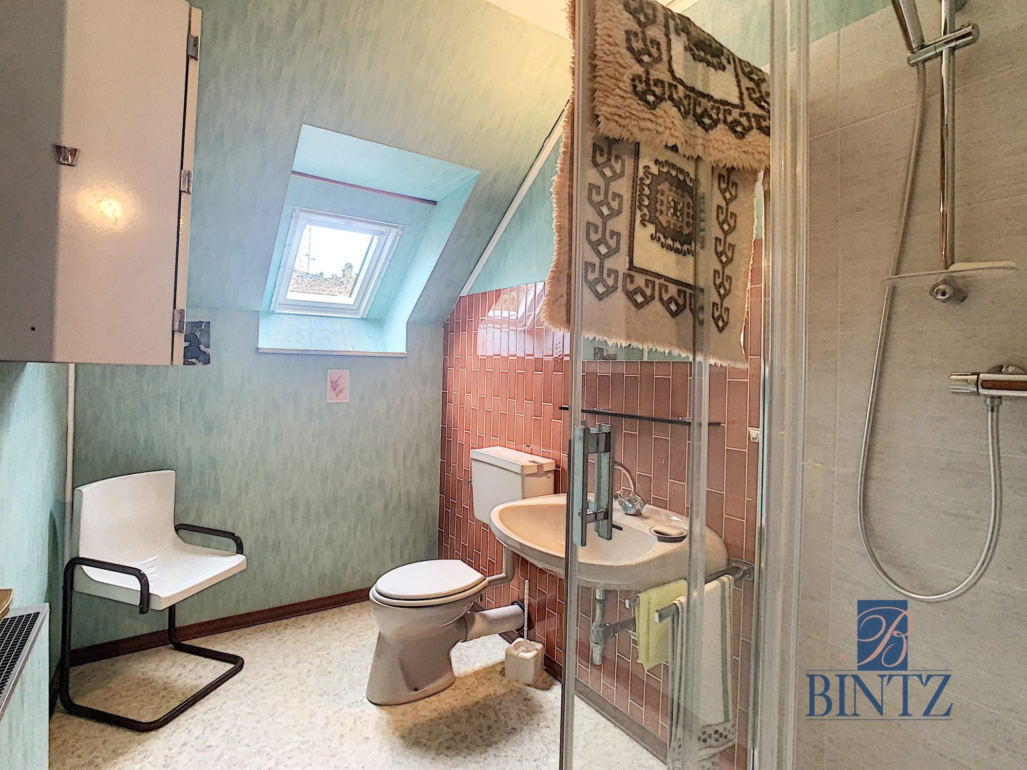 Maison 6 pièces de 157m2 à Strasbourg - Devenez propriétaire en toute confiance - Bintz Immobilier - 9