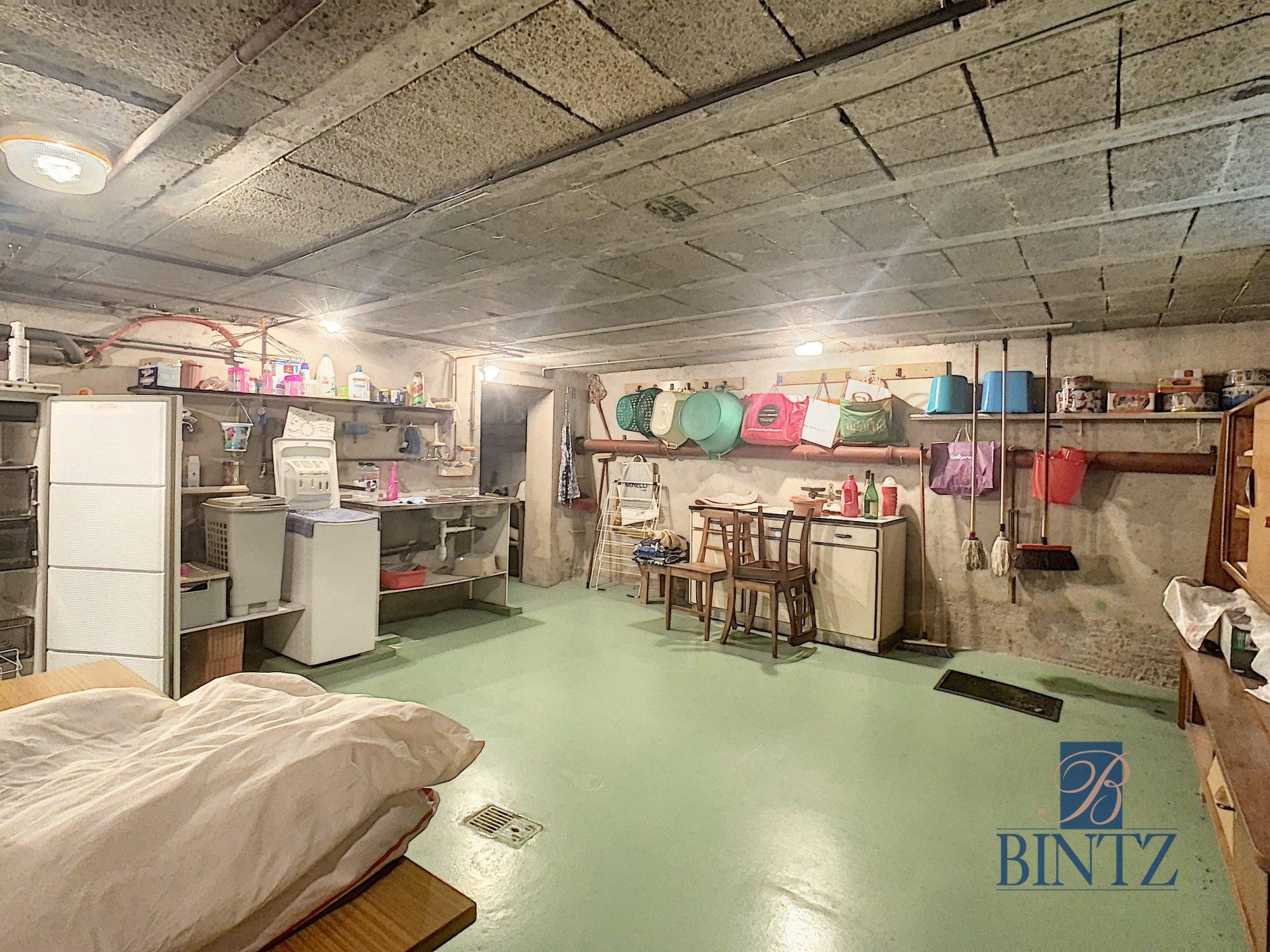 Maison 6 pièces de 157m2 à Strasbourg - Devenez propriétaire en toute confiance - Bintz Immobilier - 10