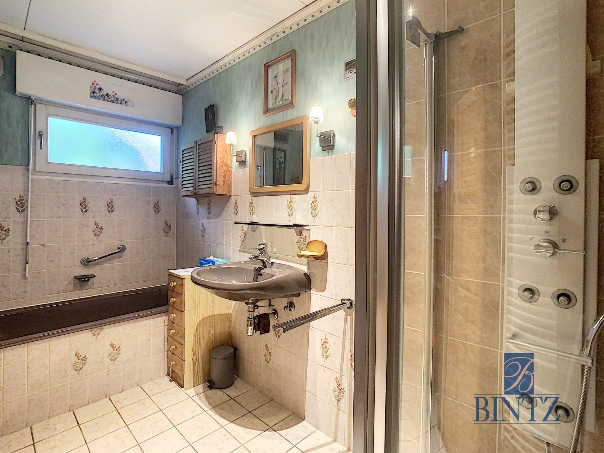 Maison 6 pièces de 157m2 à Strasbourg - Devenez propriétaire en toute confiance - Bintz Immobilier - 6