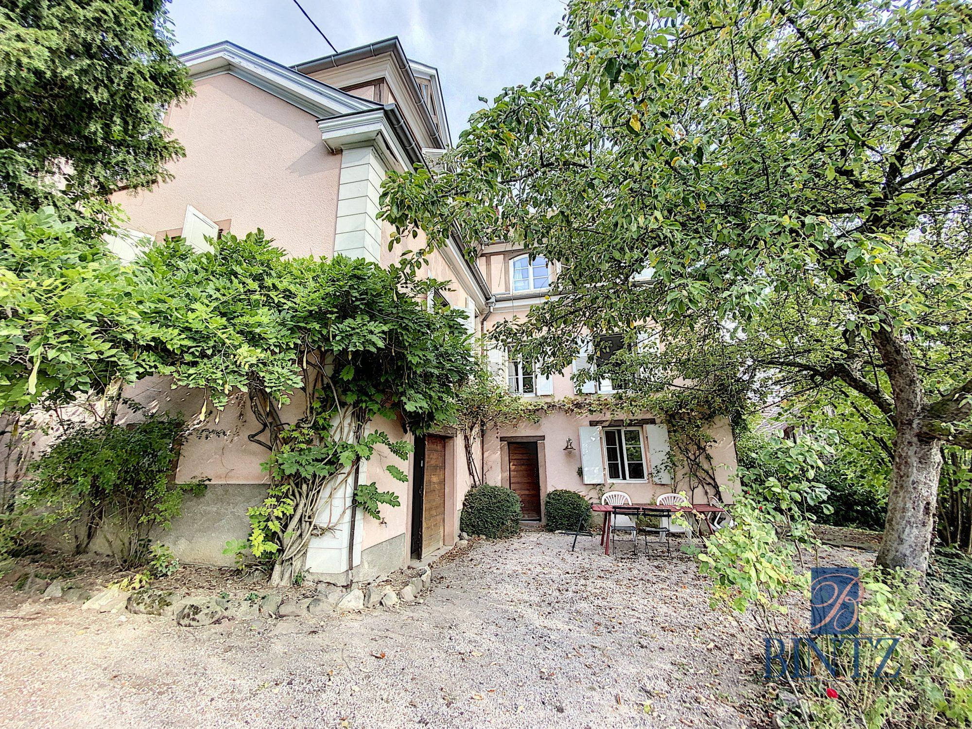 MAGNIFIQUE maison bourgeoise à HEILIGENSTEIN - Devenez propriétaire en toute confiance - Bintz Immobilier - 1