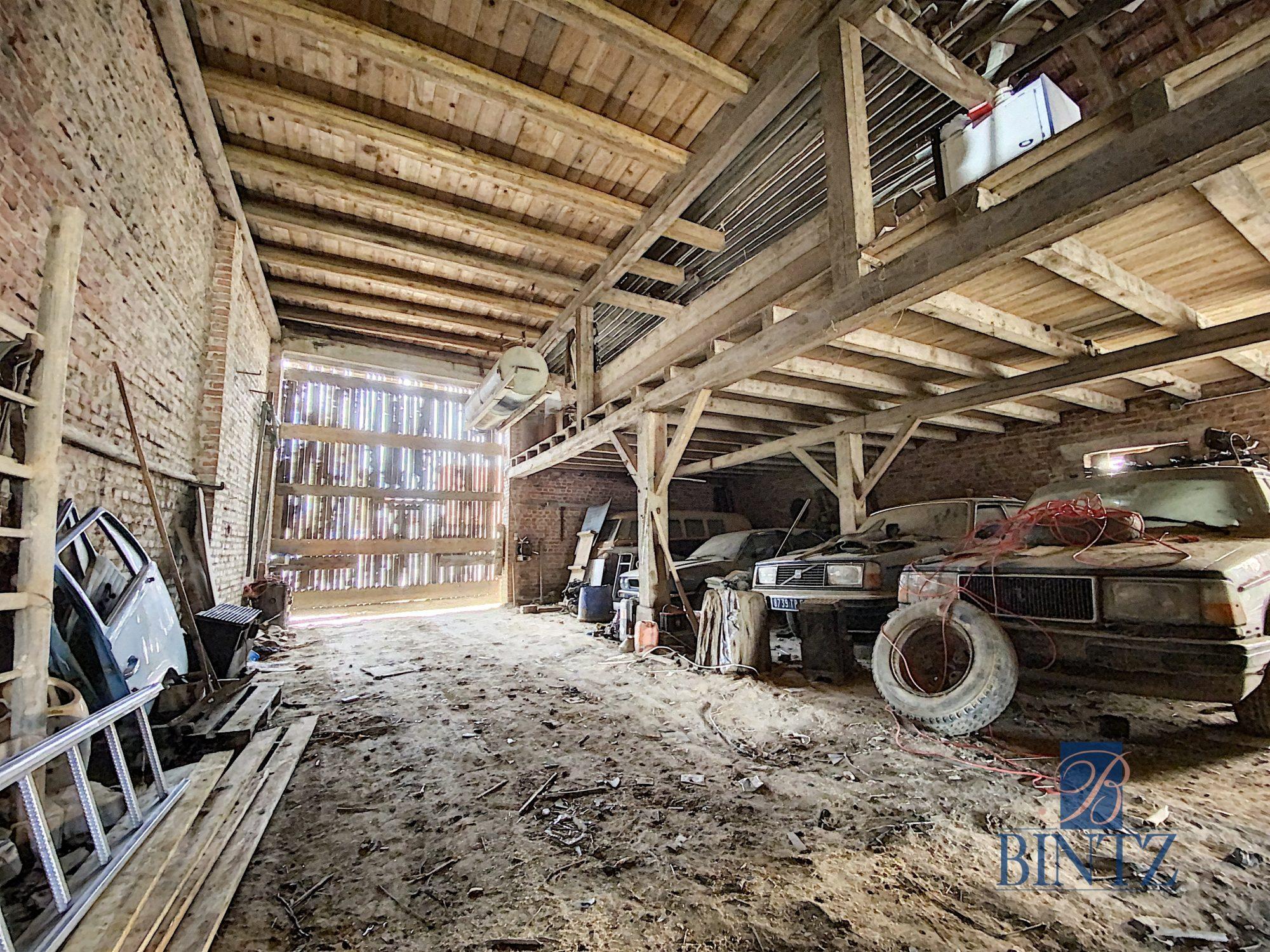 Grange de 200m2 à Gingsheim - Devenez propriétaire en toute confiance - Bintz Immobilier - 2