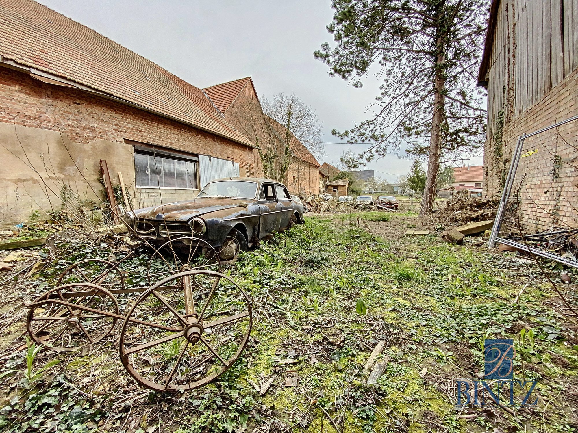 Grange de 200m2 à Gingsheim - Devenez propriétaire en toute confiance - Bintz Immobilier - 10