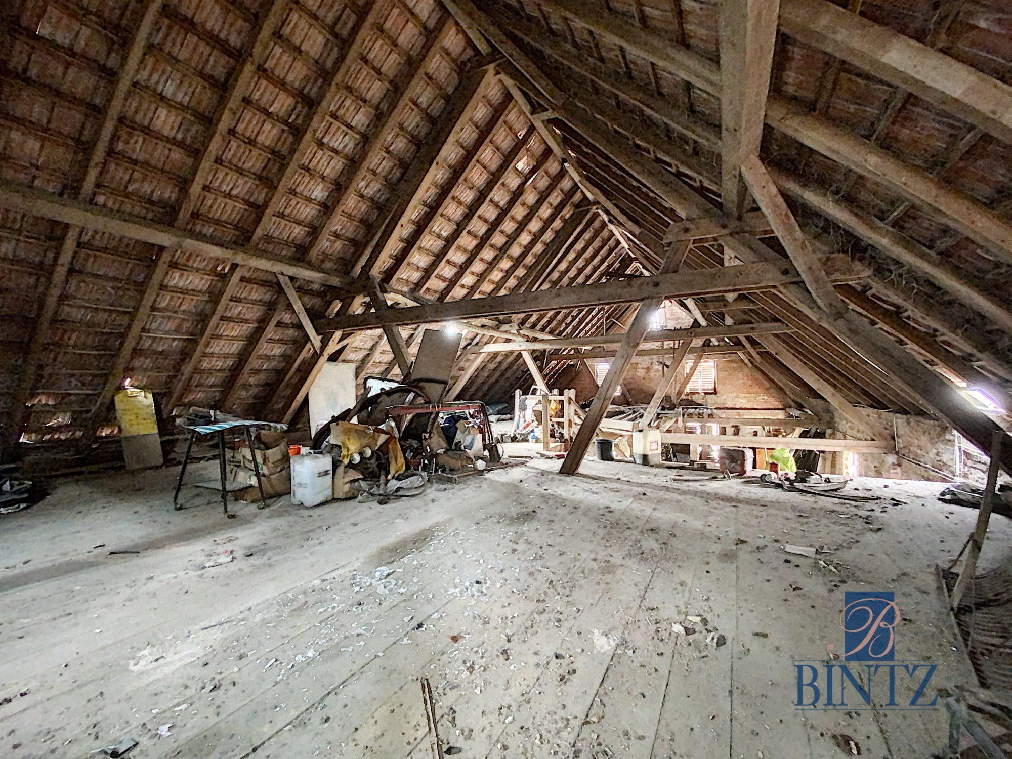 Grange de 200m2 à Gingsheim - Devenez propriétaire en toute confiance - Bintz Immobilier - 7