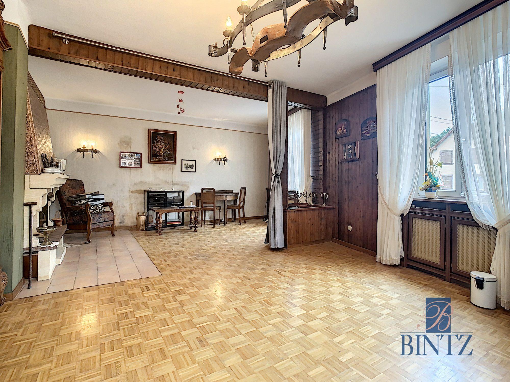 Corps de ferme à Gingsheim - Devenez propriétaire en toute confiance - Bintz Immobilier - 2