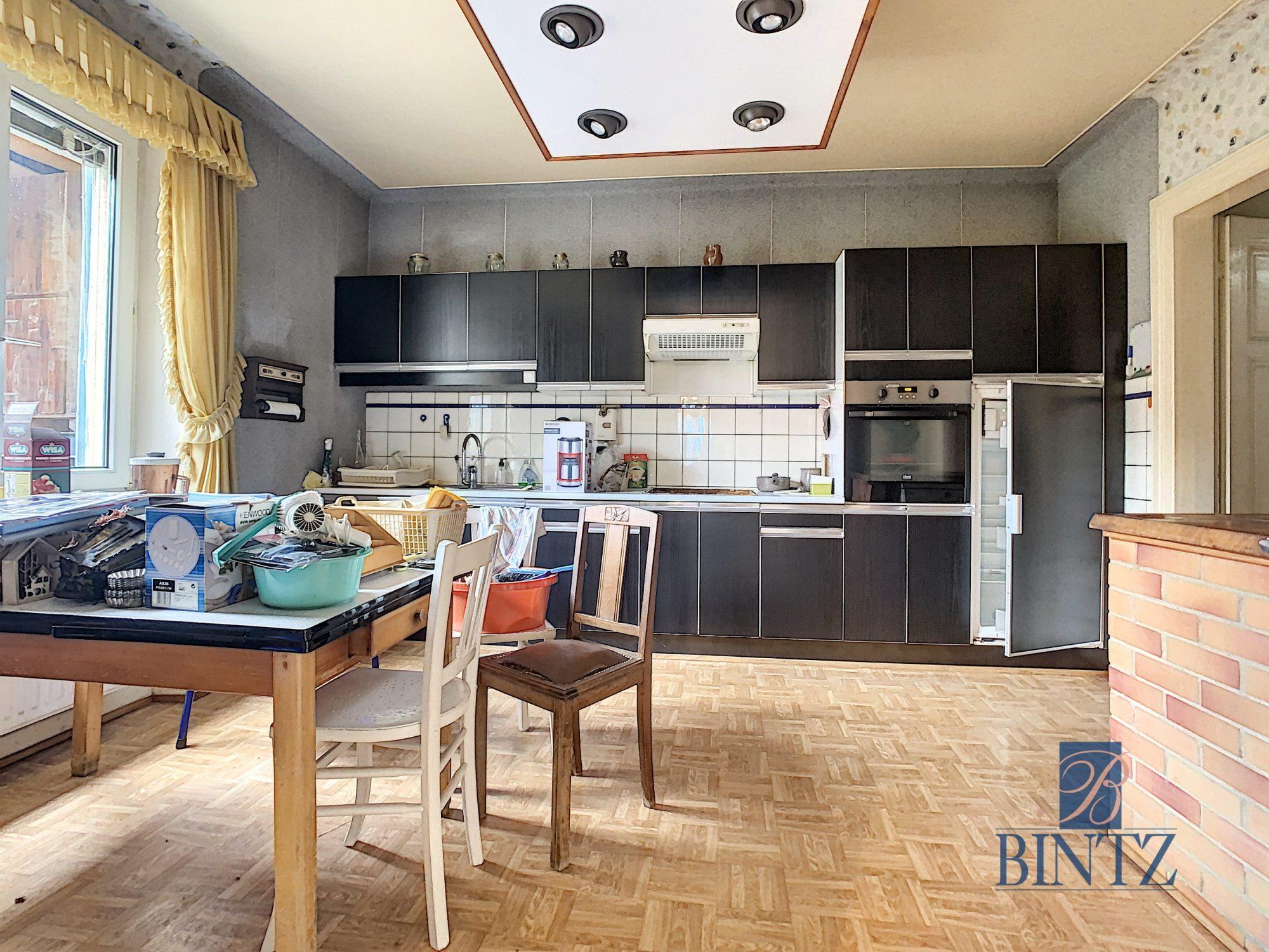 Corps de ferme à Gingsheim - Devenez propriétaire en toute confiance - Bintz Immobilier - 5