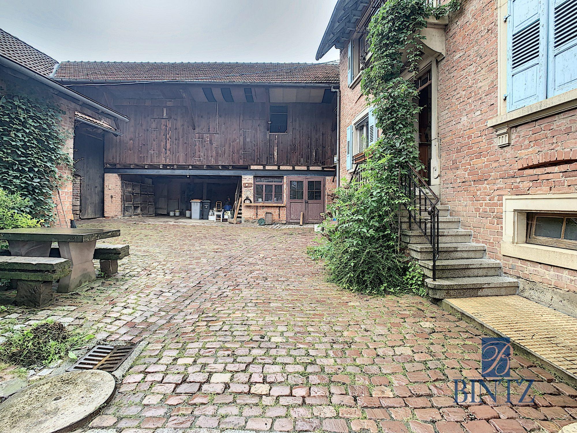 Corps de ferme à Gingsheim - Devenez propriétaire en toute confiance - Bintz Immobilier - 9