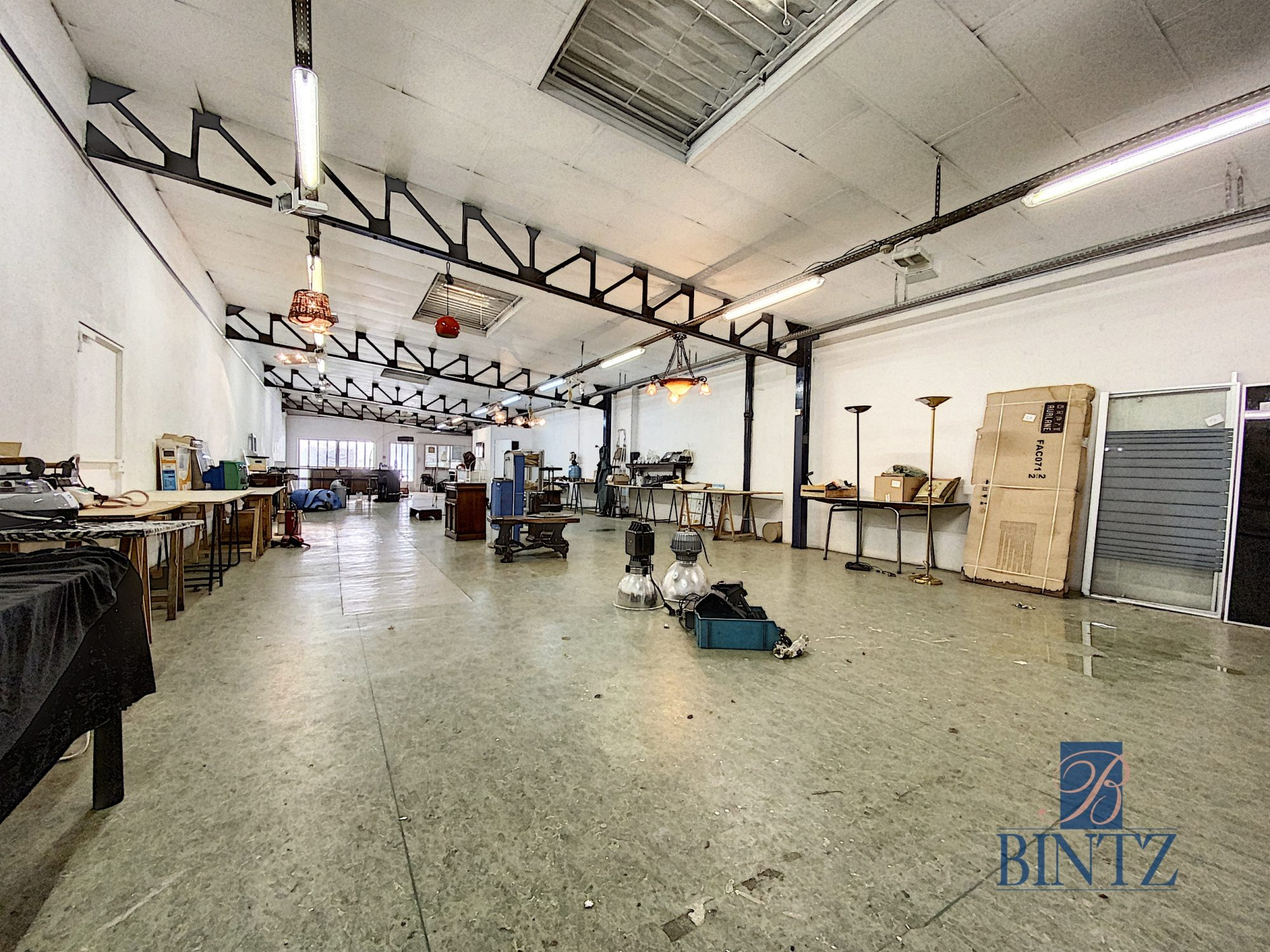 Hangar 440m2 aux portes de Strasbourg - Devenez propriétaire en toute confiance - Bintz Immobilier - 3