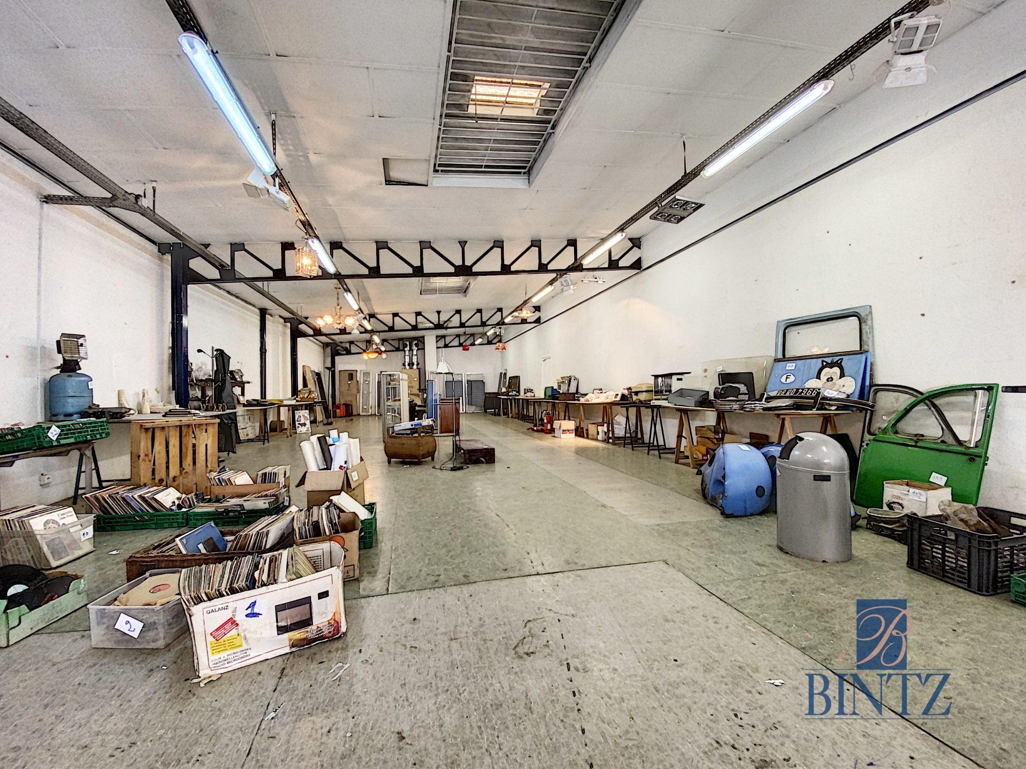 Hangar 371m2 aux portes de Strasbourg - Devenez propriétaire en toute confiance - Bintz Immobilier - 3