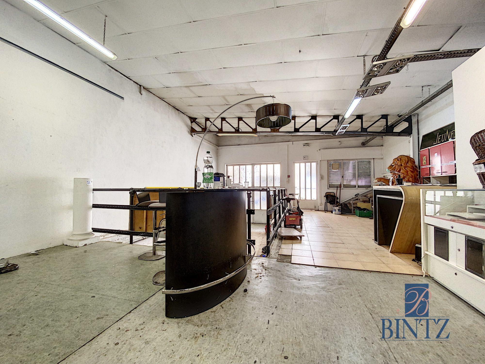 Hangar 371m2 aux portes de Strasbourg - Devenez propriétaire en toute confiance - Bintz Immobilier - 5