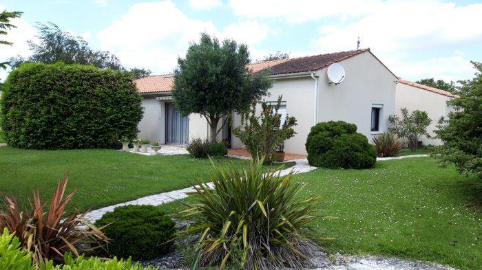 Maison De Plain Pied De 175 M Bonne Nouvelle Immobilier Agence Immobiliere A Cozes