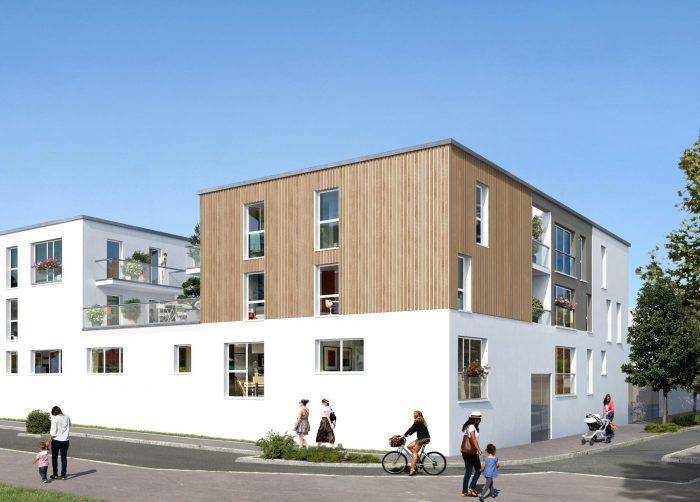 Appartement 47 m² 2 pièces Lille lille