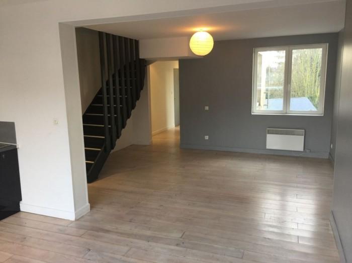 4 pièces Appartement  LENS  LENSOIS 80 m²