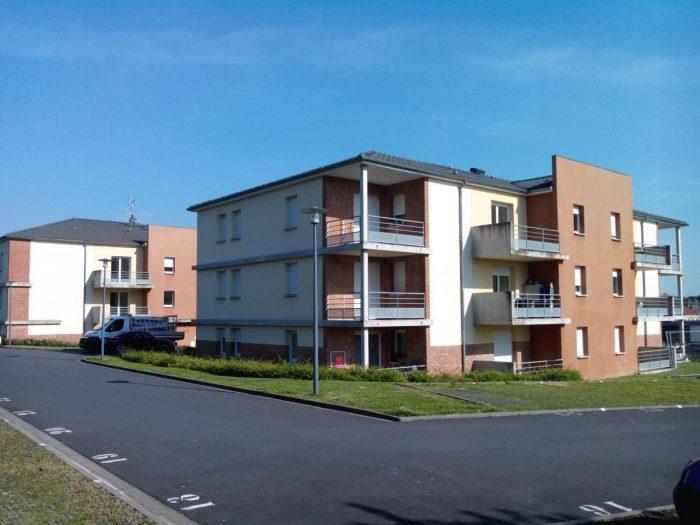 Appartement 3 pièces CAUDRY cambrai  58 m²