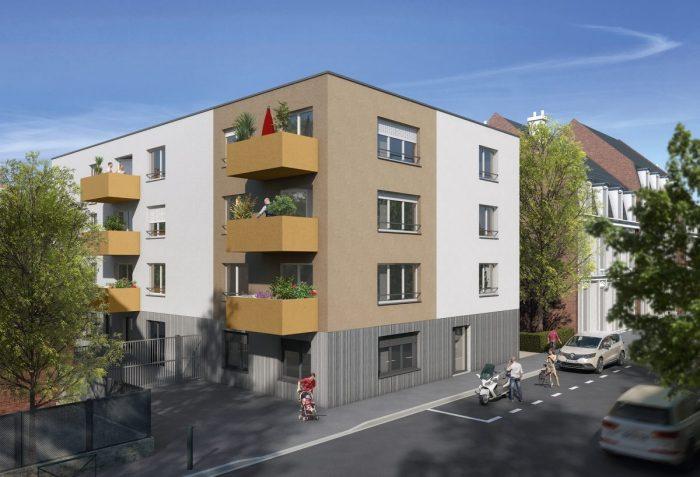 Appartement ARMENTIERES LILLE ARMENTIERES  3 pièces 60 m²