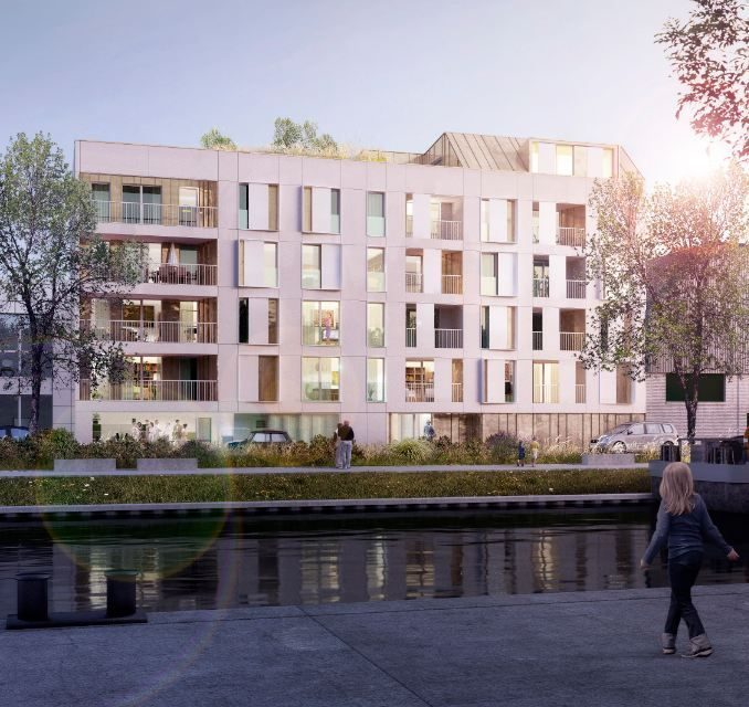 Appartement  VALENCIENNES Valenciennois 4 pièces 83 m²