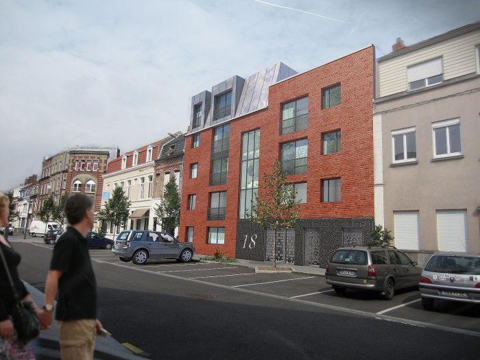 46 m² ARMENTIERES  ARMENTIERES LILLE Appartement  2 pièces