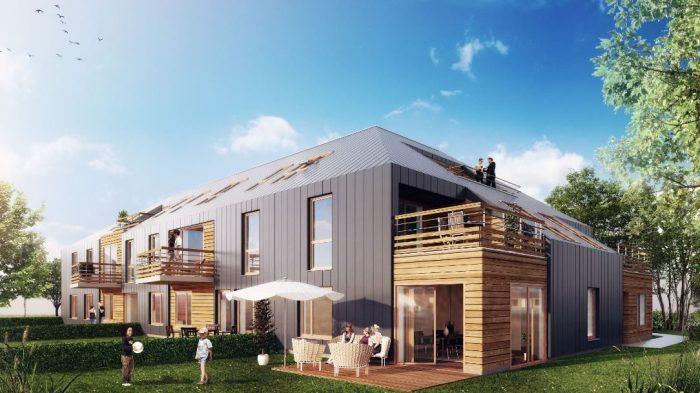 92 m² LILLE LILLE 4 pièces Appartement