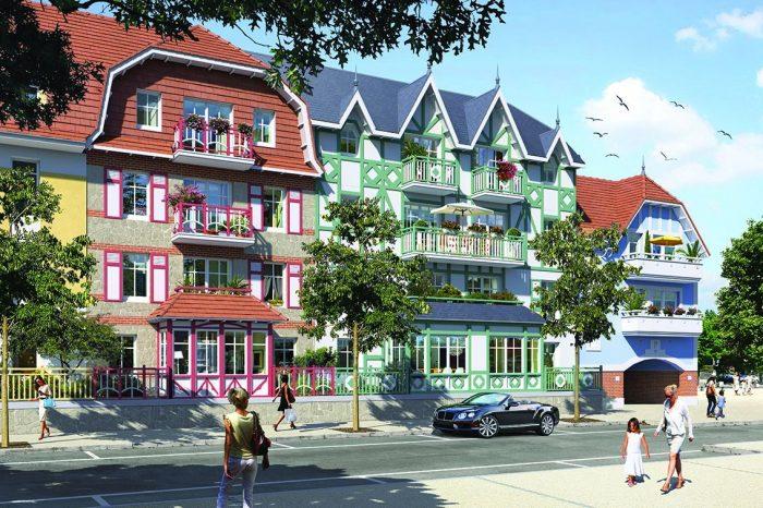 4 pièces Appartement le touquet   74 m²