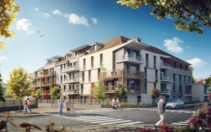 Appartement 83 m² Poissy PARIS 4 pièces