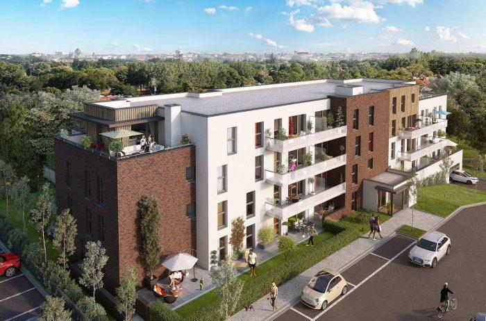 Saint-Laurent-Blangy  65 m² 3 pièces  Appartement