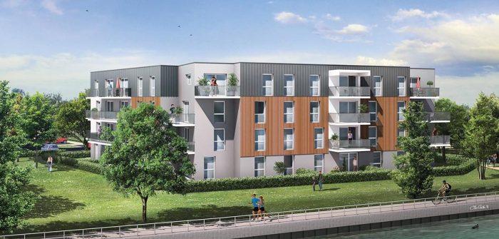 Appartement 50 m² 2 pièces douai