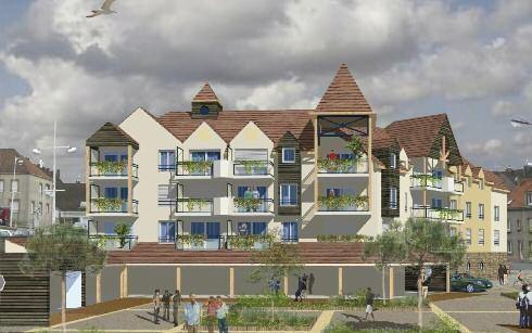 Appartement LE PORTEL   44 m² 2 pièces