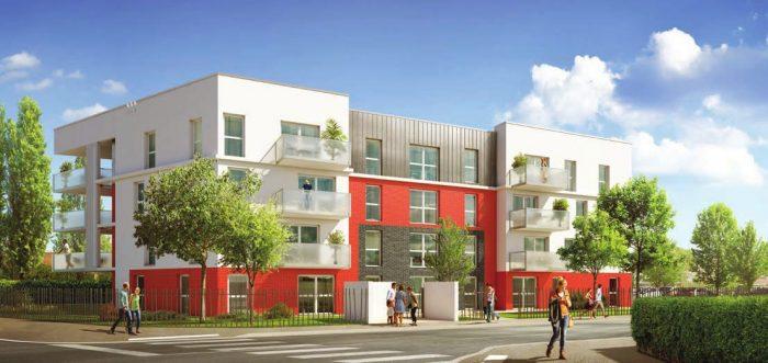 RONCHIN lille Appartement  41 m² 2 pièces